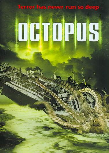 OCTOPUS BY HARRINGTON,JAY (DVD)