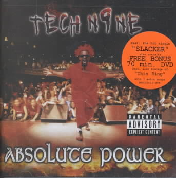 ABSOLUTE POWER BY TECH N9NE (CD)