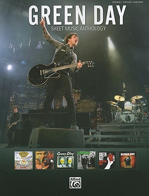 Green Day Sheet Music Anthology By Green Day